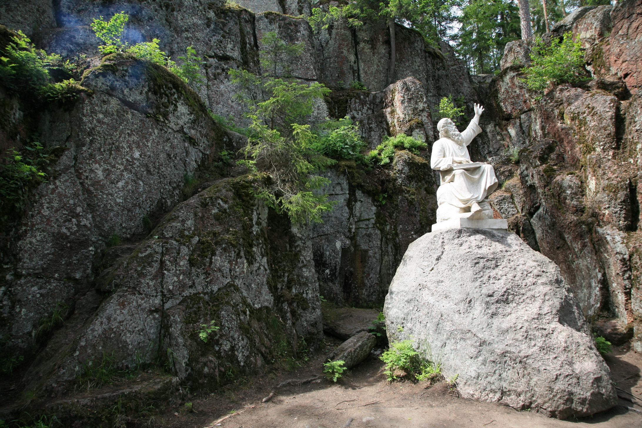 Скульптуры Монрепо