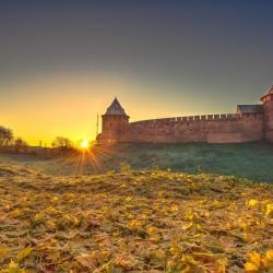 Осень. Новгород.