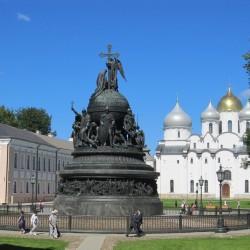 главный памятник Новгорода