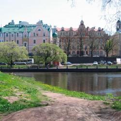 Старый город Выборг