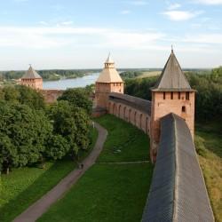 Крепостная стена Кремля