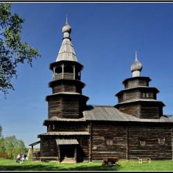 Церковь в Витославицах