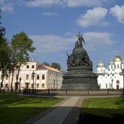 В центре Кремля