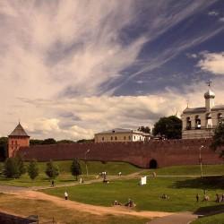Новгород красив