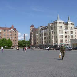 Площади Выборга