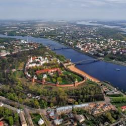 Пролетая над Новгородом…