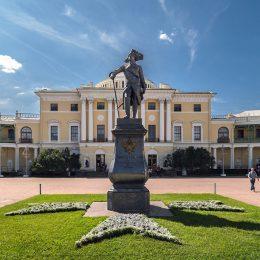 Пушкин и Павловск экскурсия 1