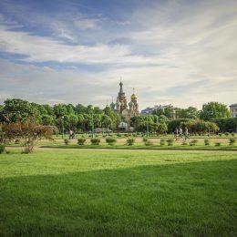 Обзорная экскурсия Петербург 11