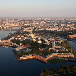 петербург петропавловка1